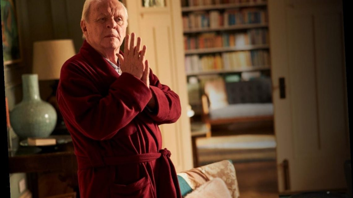 Anthony Hopkins Becomes Oldest Best Actor Nominee at Oscars