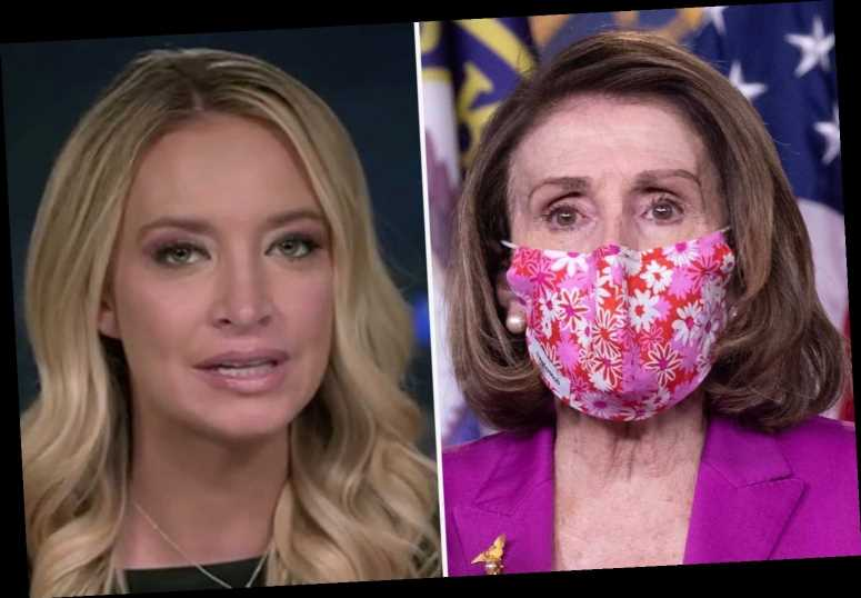 Pelosi is 'flouting the will of the people' with voting rights bill, Kayleigh McEnany tells 'Hannity'