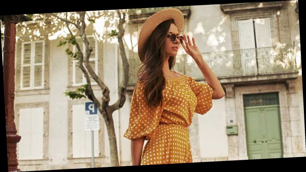 This Stunning Wrap Dress Is Scoring Shoppers Compliments Left and Right