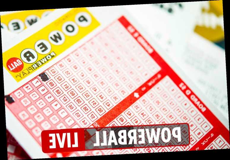 Powerball results LIVE: Winning numbers for Saturday, March 13 – $169million jackpot
