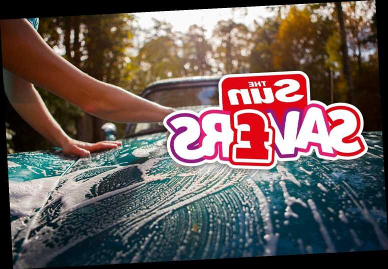 Give your motor a little LTC whilst car washes are closed during lockdown with our tips