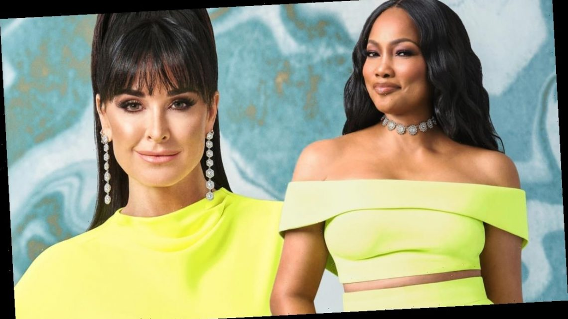 Garcelle Beauvais Says Tough Race Conversation Changed Kyle Richards Relationship For The Better