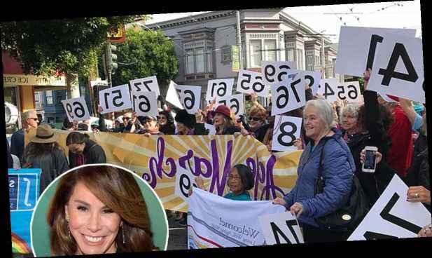 Melissa Rivers Hosts First Ever Virtual AgeMarch To Help End Age Discrimination