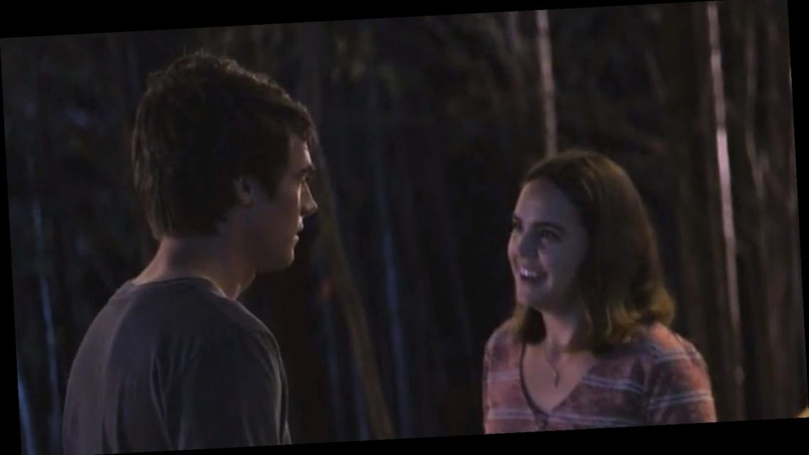 Bailee Madison & Kevin Quinn Star In This New Clip From Their Movie 'A Week Away' (Exclusive)