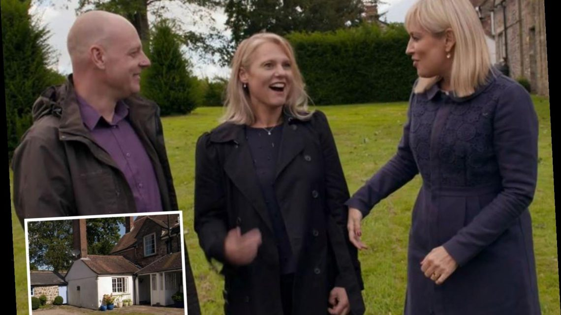 Escape the the Country's Nikki Chapman begs buyer not to cry as property hunt takes emotional turn