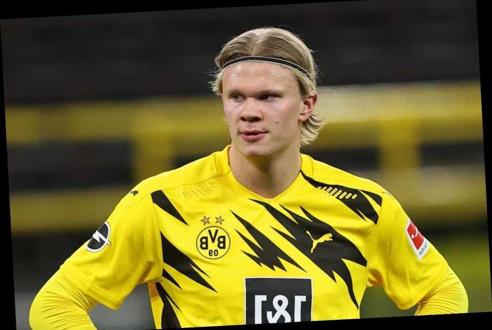 Dortmund chief has 'never seen anything like Haaland' as club focus on Bundesliga in bid to keep Man Utd transfer target