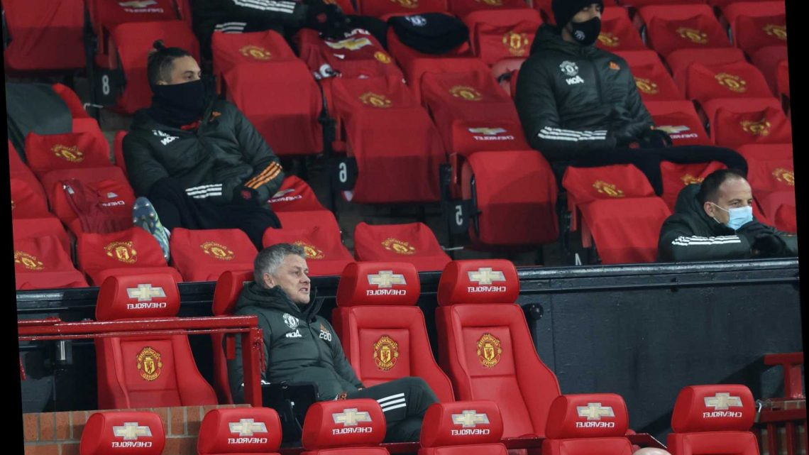 Man Utd refuse to make a single substitution for first time in nine years in Premier League as Solskjaer praises defence