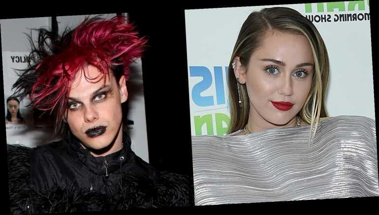 Miley Cyrus & Yungblud Are 'Just Friends' After Recent Night Out, Source Says