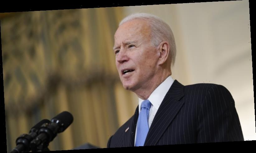 Enough coronavirus vaccine for all US adults by end of May, Biden says