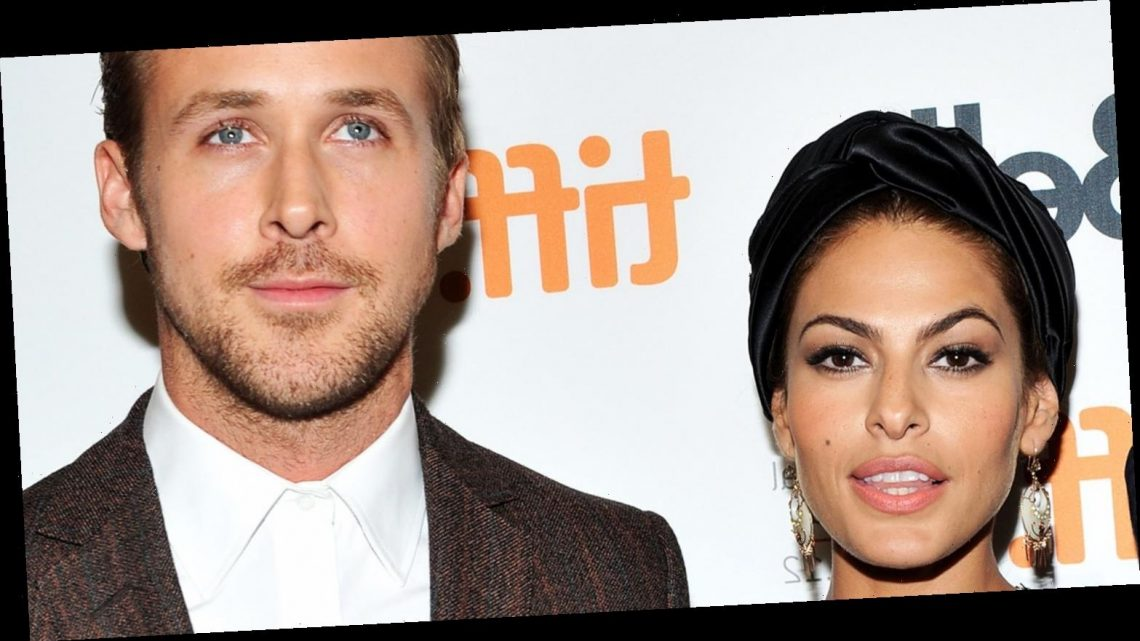 Eva Mendes and Ryan Gosling's 2 Daughters Give Mom 'Head-to-Toe' Makeover