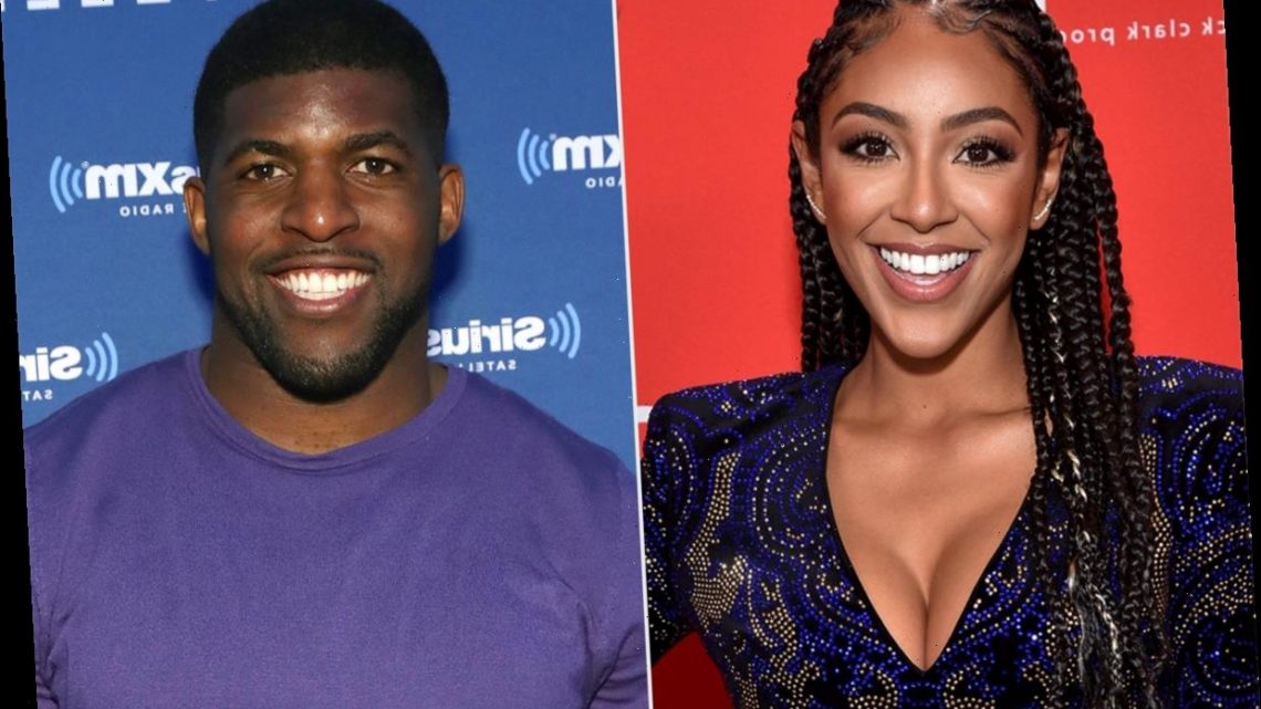Tayshia Adams Praises Emmanuel Acho as After the Final Rose Host: He's the 'Man for the Job'