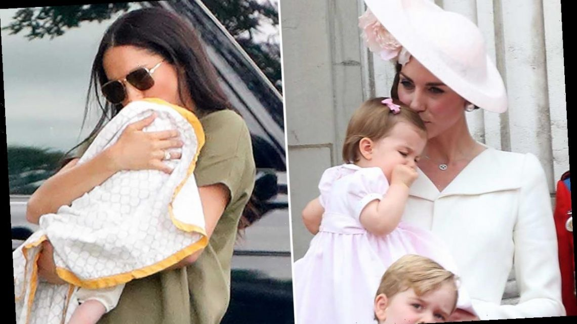 10 adorable photos of royal mums kissing their children