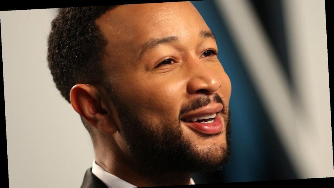 Why John Legend Is In Deep Trouble After His Grammy Win