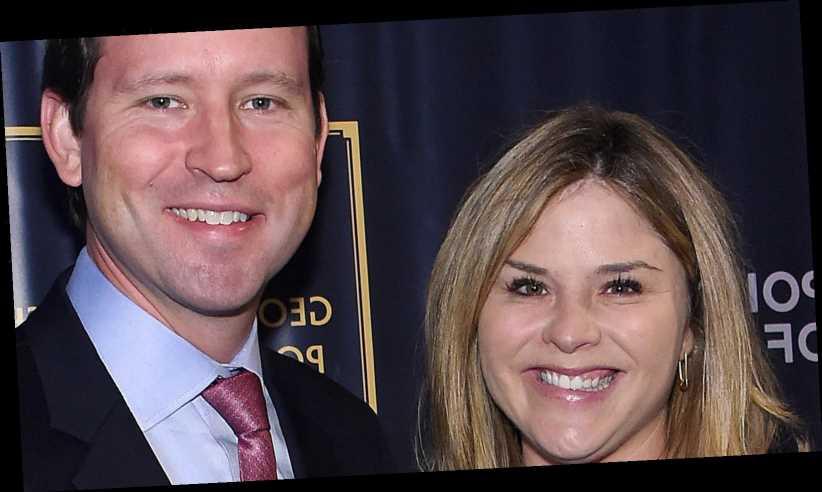 How Jenna Bush Hager Met Her Husband