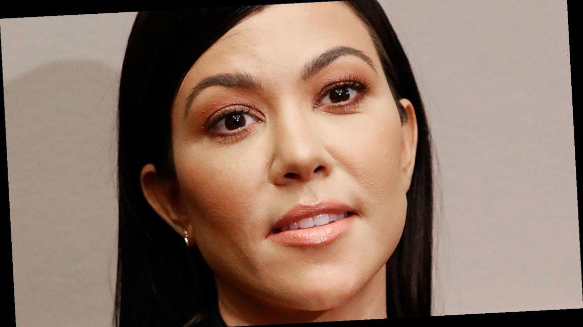 What Kourtney Kardashian Really Eats In A Day