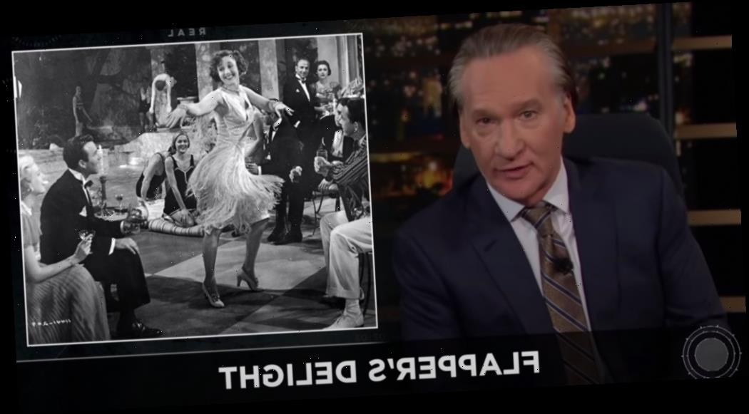 Bill Maher Calls For New Roaring TwentiesWithout The Prohibition