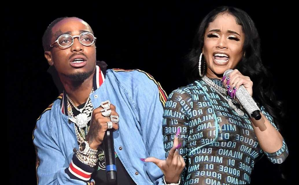 Quavo, Saweetie got into physical altercation in elevator before breakup