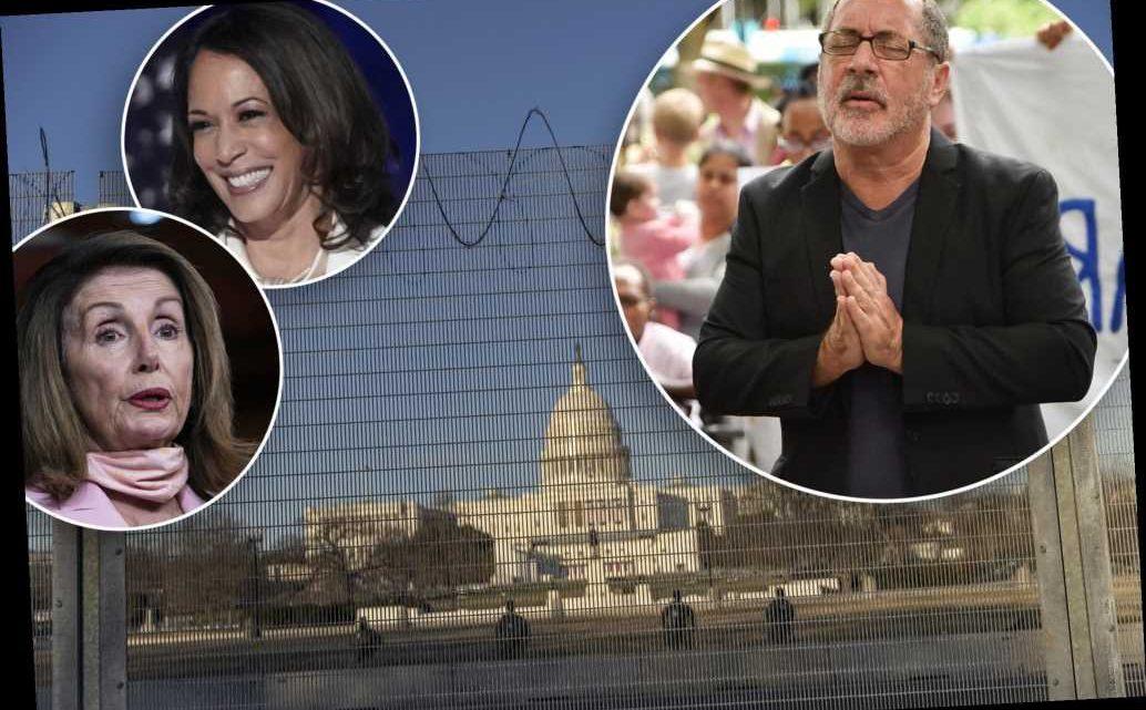 Christian minister sues Nancy Pelosi, Kamala Harris over access to Capitol