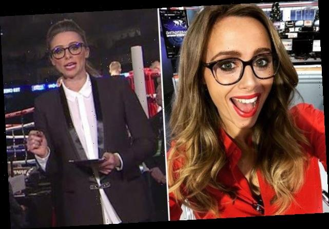 Who is Anna Woolhouse? Presenter and face of Sky Sports boxing coverage – profile – The Sun