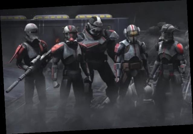 'Star Wars: The Bad Batch' Trailer Introduces a Squad That's 'Nothing but Trouble' (Video)