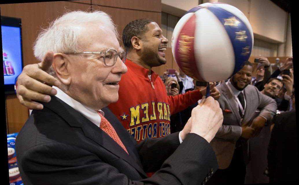 Warren Buffett's $1 million March Madness bracket challenge is back