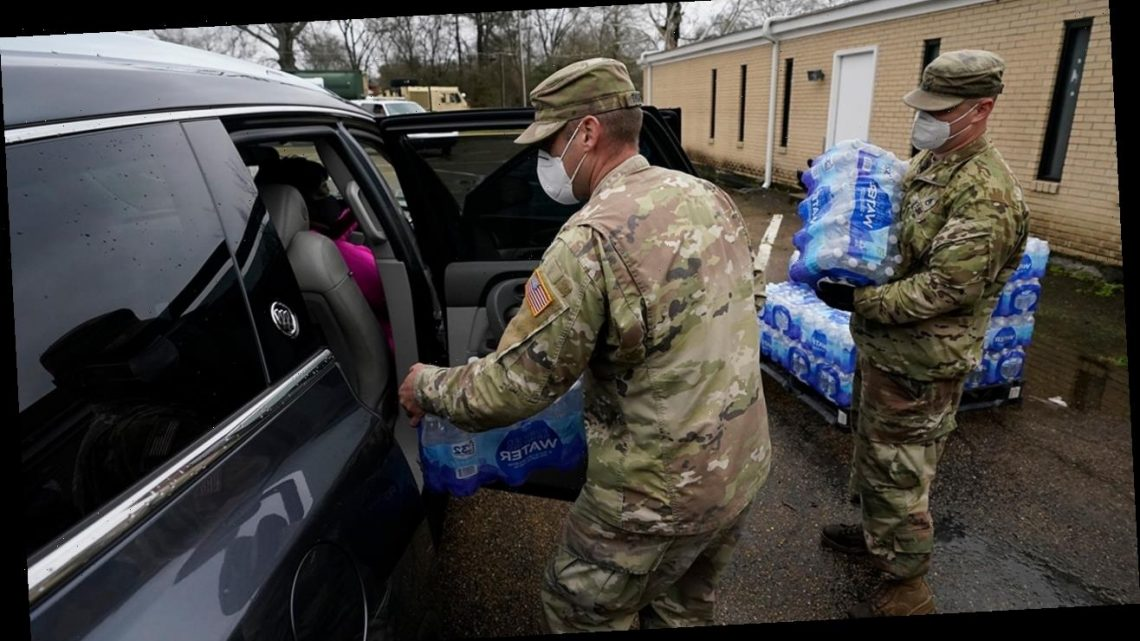 Jackson, Miss., water crisis continues, two weeks after storm