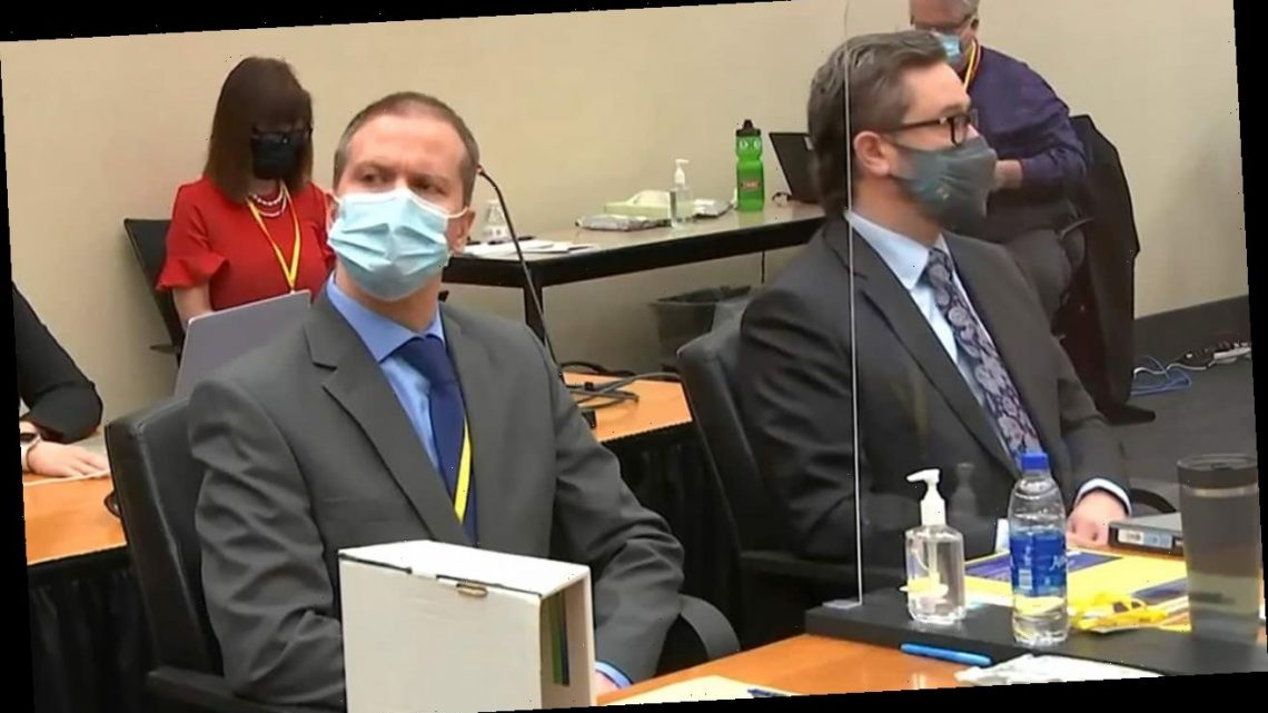 Chauvin trial: Minnesota prosecutors play viral bystander video of George Floyd pressed to pavement
