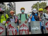 Reports: Myanmar security forces kill at least 33 protesters