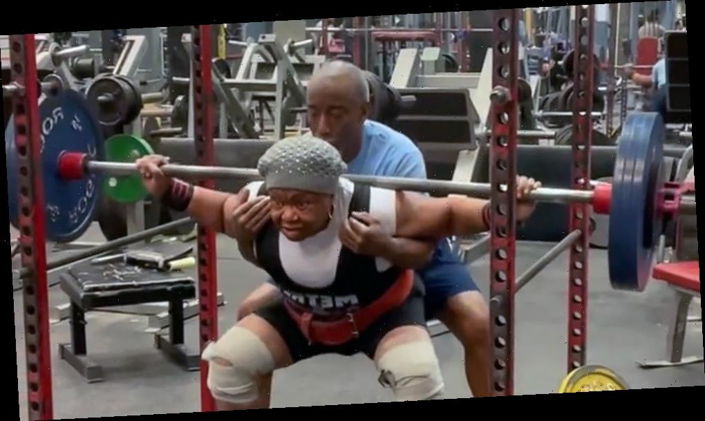 This 78-year-old grandma is a powerlifting champion
