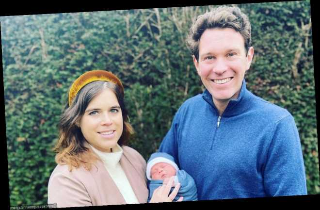 Princess Eugenie Marks First Mother's Day as Mom With New Pic of Baby August