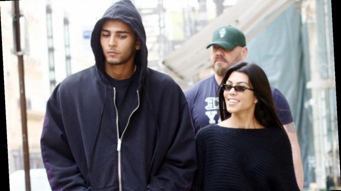 Kourtney Kardashian's Ex Appears to Respond to Khloe's 'Toxic' Remark