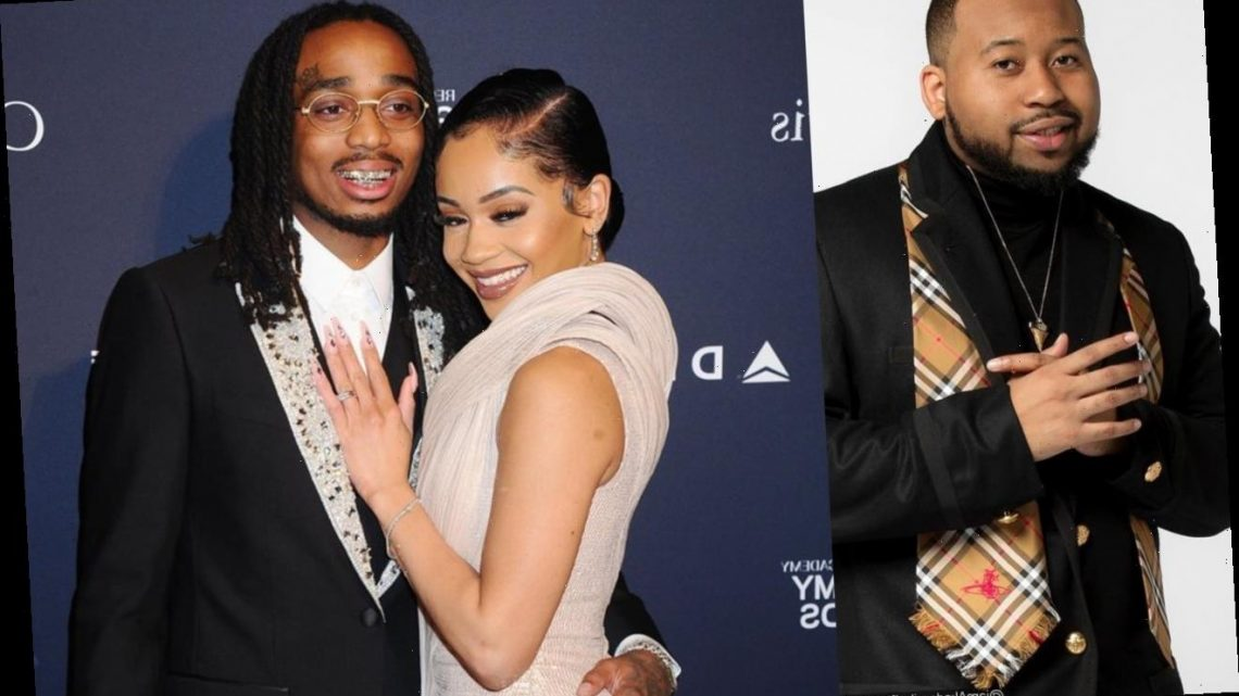 DJ Akademiks Weighs In on Quavo and Saweetie's Elevator Fight: It's 'Abusive ASF'