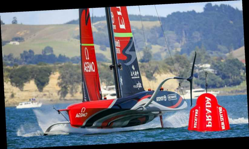36th America's Cup: Emirates Team New Zealand win back-to-back races to open up lead