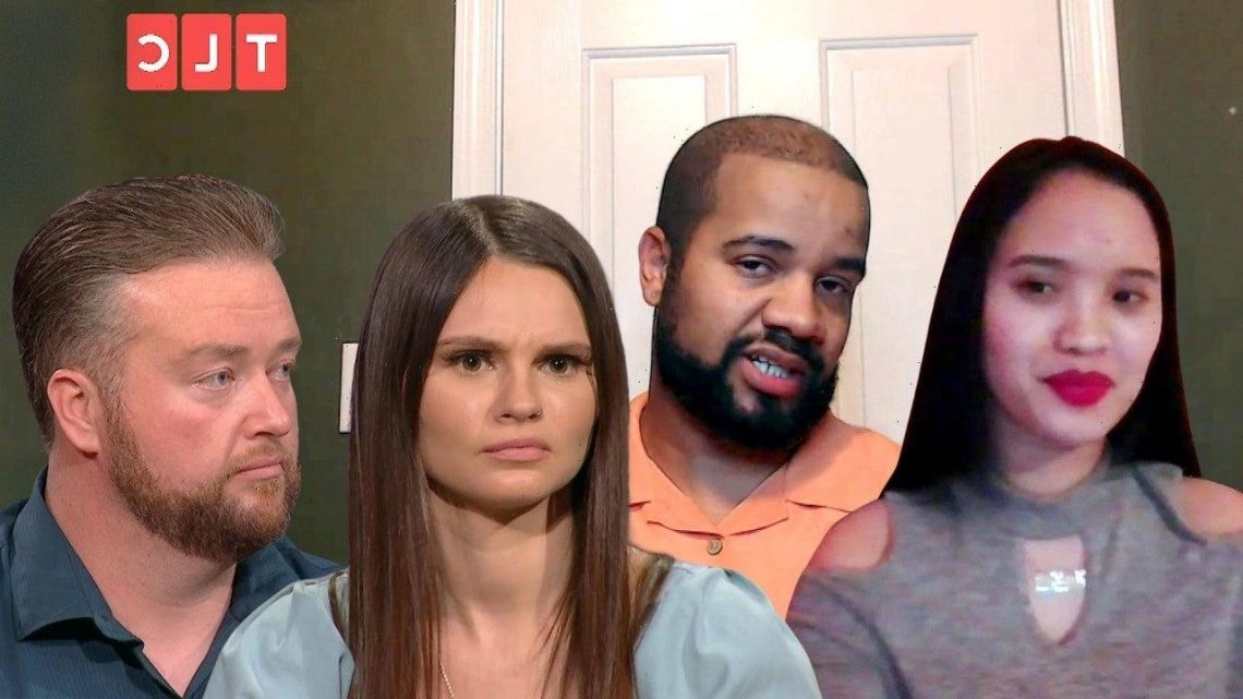 '90 Day Fiancé' Tell-All: Tarik's Castmates Shade His Polyamory