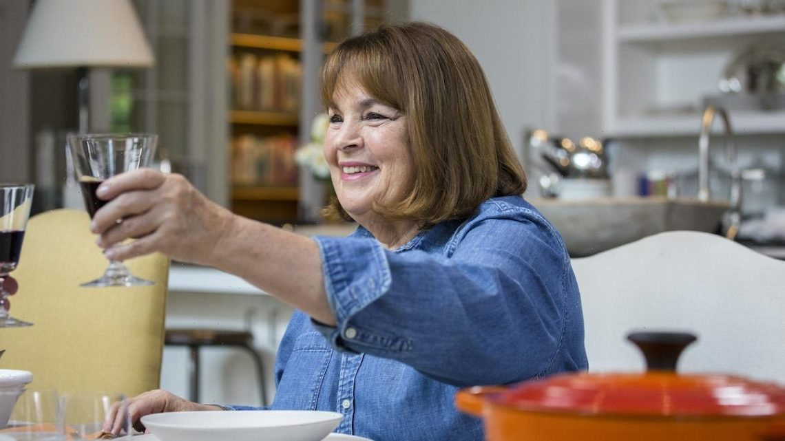 'Barefoot Contessa' Takes Ina Garten Only Weeks to Film