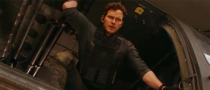 'The Tomorrow War' Trailer: Chris Pratt Goes to War With Aliens 30 Years in the Future