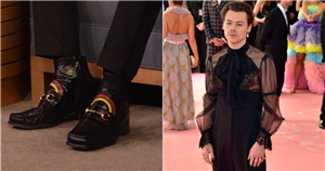 14 Times Harry Styles Won Over Our Hearts With His Stylish Shoes