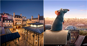 4 Years After the Initial Announcement, Disney's Ratatouille Attraction Will Open in October