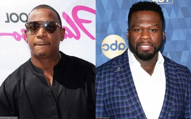 50 Cent Clowns Foe Ja Rule Over His Alleged $3 Million Tax Debt