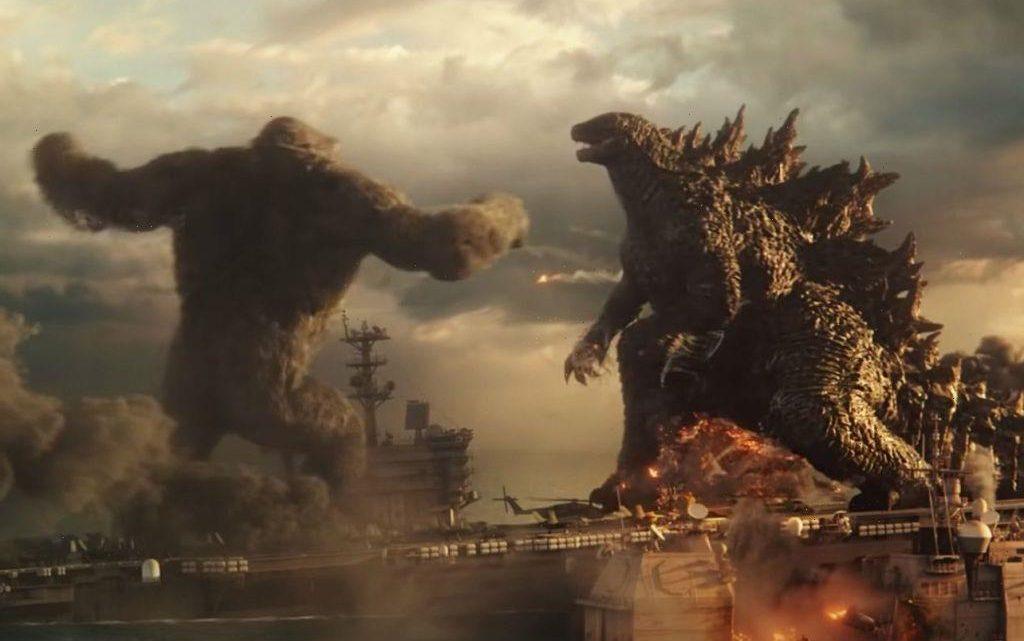"AT&T CEO John Stankey Says 'Godzilla Vs. Kong' Theatrical Might Shows ""A Rising Tide Lifts All Boats"""