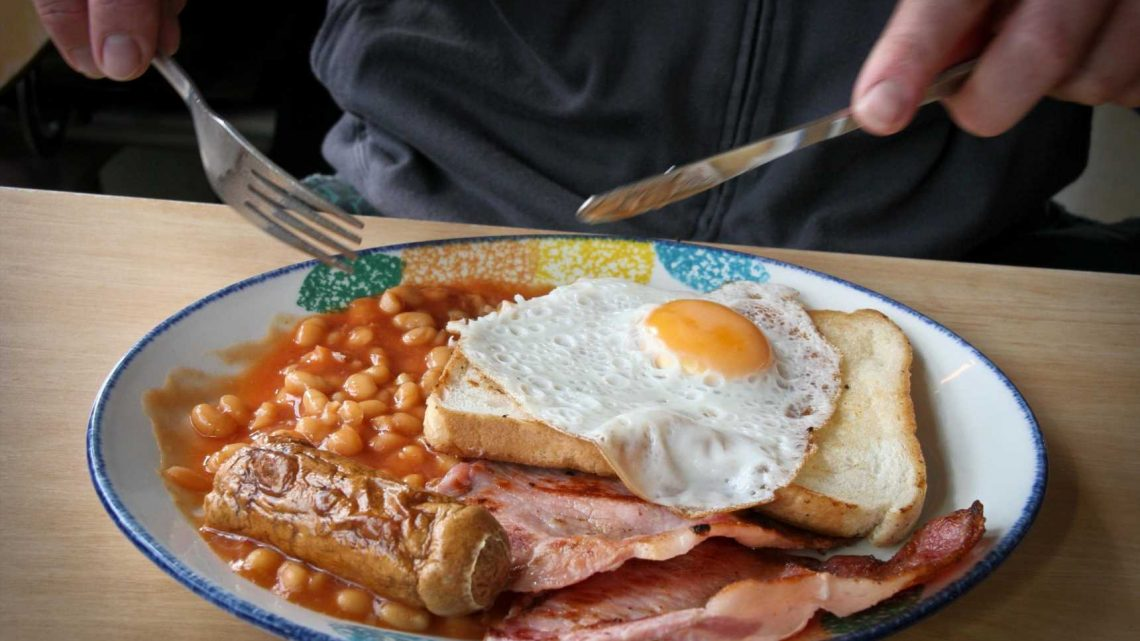 Adults skip breakfast four times a WEEK because they're too busy, survey reveals