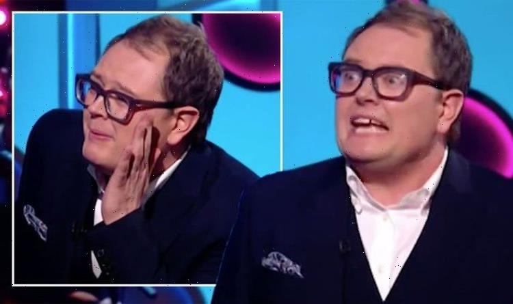 Alan Carr's Epic Gameshow descends into chaos after awkward misunderstanding: 'I told you'
