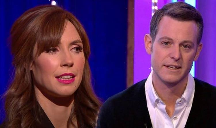 Alex Jones reacts to news of Matt Baker's The One Show replacement as she talks 'new era'