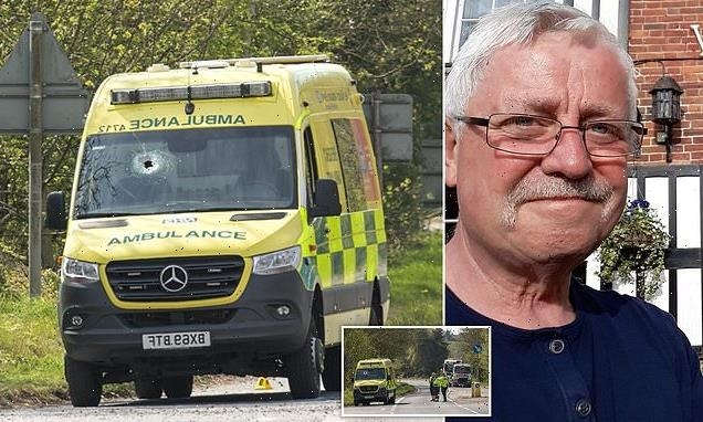 Ambulance worker who died 'had returned to the front line'