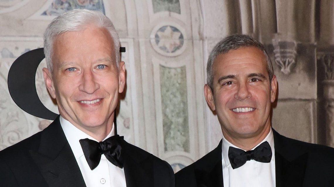 Anderson Cooper: Andy Cohen's 'Ben-Me-Downs' Aren't Wyatt's Style
