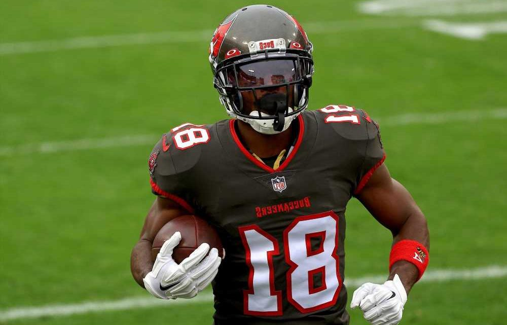 Antonio Brown returning to Buccaneers on one-year deal