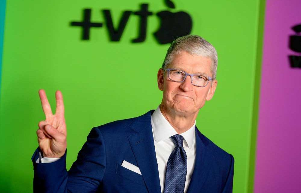 Apple's sales and profits surge amid soaring demand for iPhones, Macs