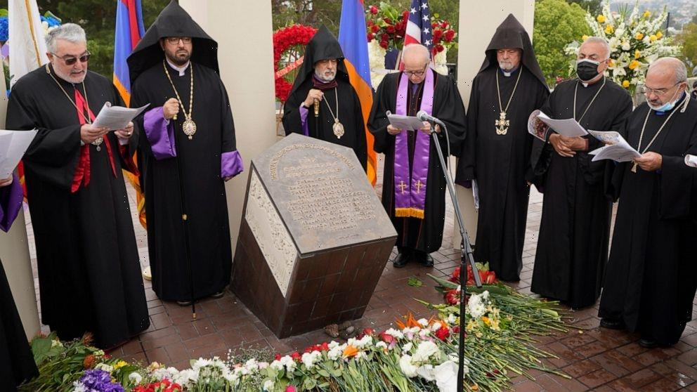 Armenian Americans celebrate Biden's recognition of genocide
