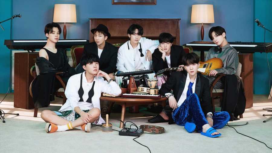 BTS Announce 'Bang Bang Con 21' Streaming Event
