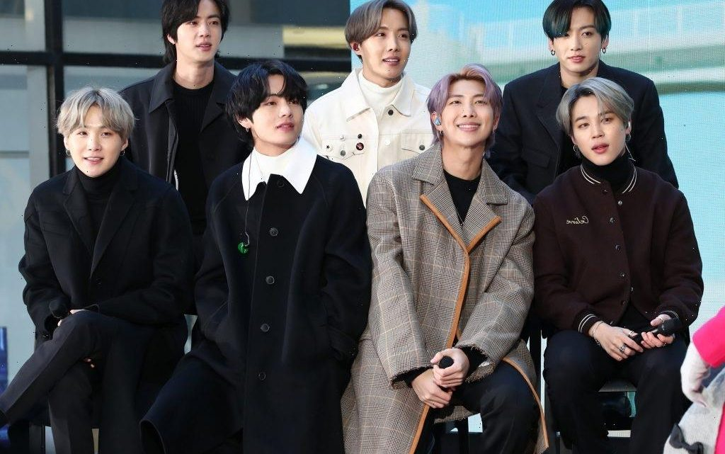 BTS Will Release Their Second English-Language Single 'Butter' in May